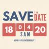 Concours de Bordeaux 2020 : save the date !